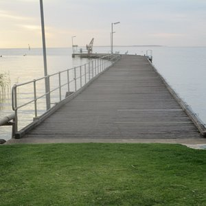 The Milang jetty is a great place to catch a few fish, take a walk out to the end and inspect the hand worked crane from the 1800's