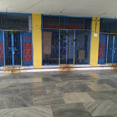 Temple main Entrance
