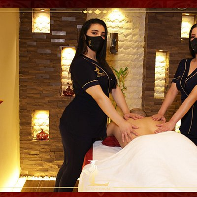 Explore new four hands massage experience with luxury Arab Spa to eliminate the bad things you want like sore muscles, bad energy, and sore joints and to provide your body with new effective positive harmony and relaxation.