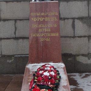 Герма С.А. Муромцева, Новое Донское Кладбище