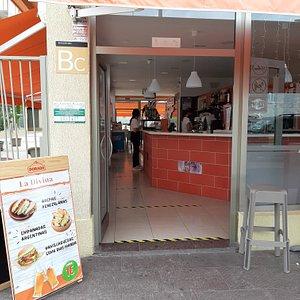 Cafeteria en Alcalá