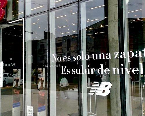 Exterior Tienda New Balance