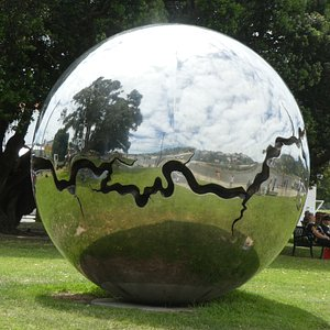 Whanganui waterfront artwork