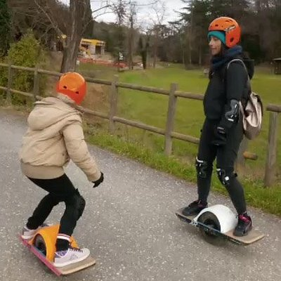 Scuola di Onewheel corso iniziale e Test in Toscana Riparbella (PI)
