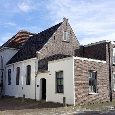Synagoge Vianen (ca. 1756)