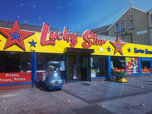 Lucky Star Family Amusements, Blackpool