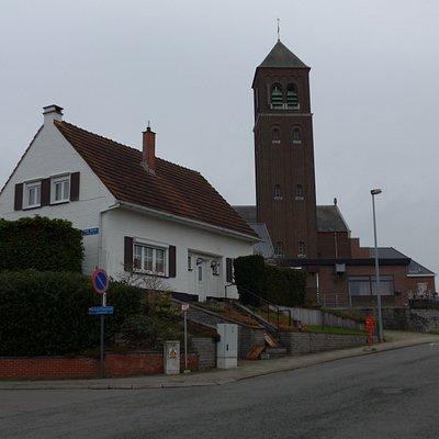 Heverlee  Kerk Onze-Lieve-Vrouw van Troost (Pakenstraat)
