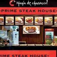 Mania de Churrasco! Prime Steak & Burger Metrô Tatuapé
