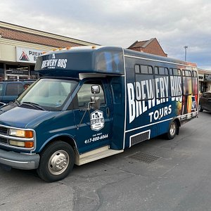 A great way tour the fantastic breweries in Springfield, MO