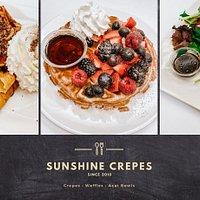 Sweet & Savory Crepes, Waffles