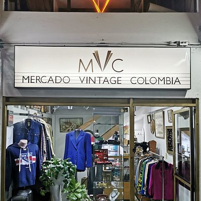 Mercado Vintage Colombia