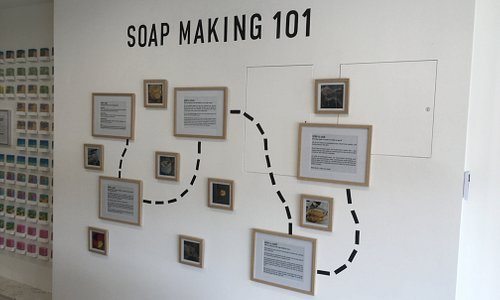 How we make our soap - explained from beginning to end!