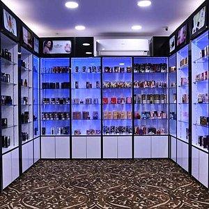Perfume Section, Hurghada store