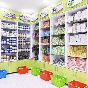 Cosmetics Section , Hurghada Store