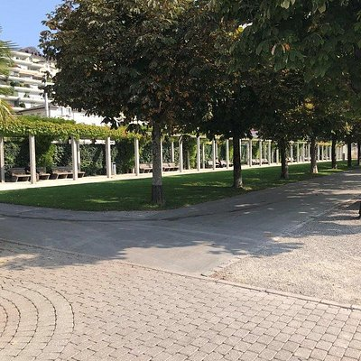 Promenade Luzern - promenáda