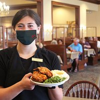 Our staff will greet you with a smile!