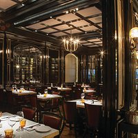 Bardot Brasserie - interior