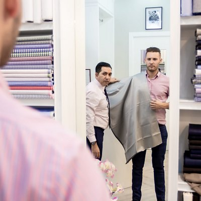 We have been crafting bespoke garments for clients the world over for more than 30 years. Globally recognized for quality and our drive to deliver quality tailored garments at incredible prices.