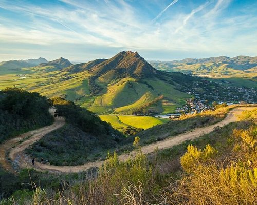 Bishop Peak in the Springtime! The hiking in SLO is unmatched! Photos by Luke Tyree!