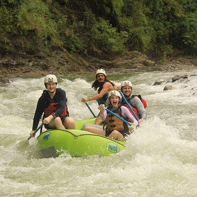 Savegre River Rapids