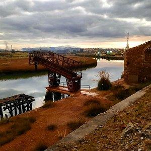 Antiguo Muelle De Hinojedo