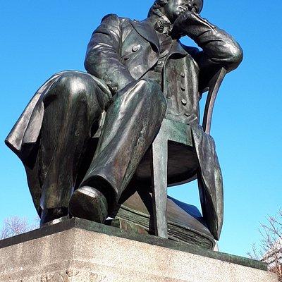 Robert Schumann-Denkmal