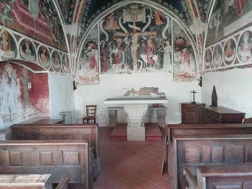 cappella di Santa Croce Mondovì