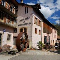 Office du tourisme de Vallorbe (à côté du Musée du fer et du chemin der fer)