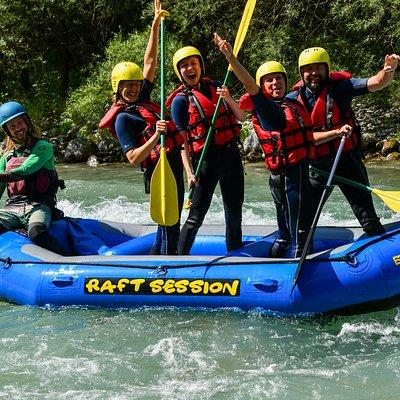 Rafting Gorges du Verdon