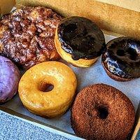 Very tasty donuts!