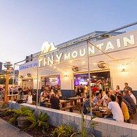 Tiny Mountain - Evening