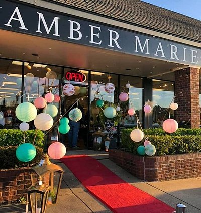 Welcome to Amber Marie and Company! Voted Tulsa's Best Lifestyle store, think of us like a boutique department store!  We literally have so many amazing items under one roof!  Shop home decor, clothing, and gifts, or meet with our on staff interior designer!