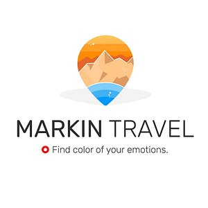 Логотип Markin Travel