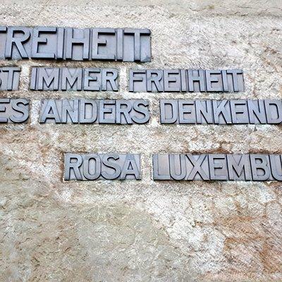 Rosa Luxemburg Ehrenmal