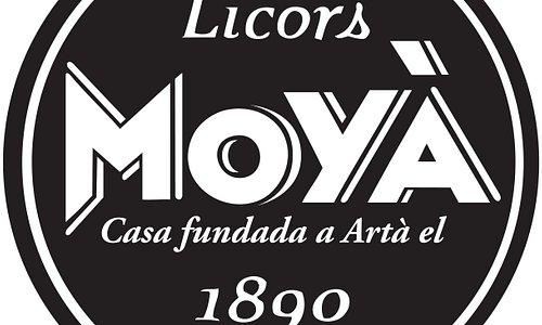 Logo Licors MOYÀ