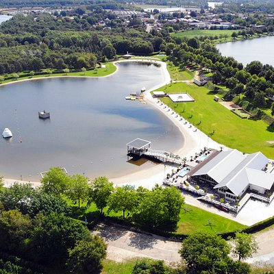 Fun Beach is het leukste dagstrand van Limburg met Mega Aquapark, Little Beach en meer attracties!