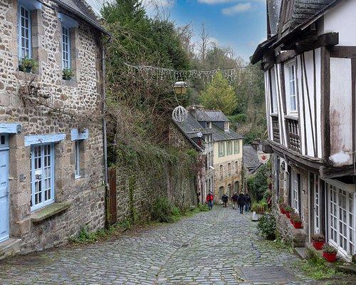 La rue du Petit Fort.