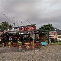 Arenal Volcano La Cava Pizza