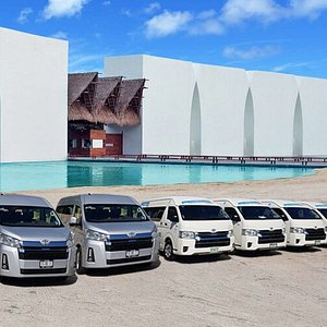 MeetPlaya Private Tours & Transfers. Welcome to the Cancun Airport, on your arrival and departure your driver will be there waiting for you.