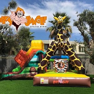 Crazy Jungle garden