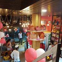 Mr Coco Bakery, Rampur Road Outlet,  Opp. Hotel Blue Saphire Clarks Inn, Rampur Road, Haldwani.