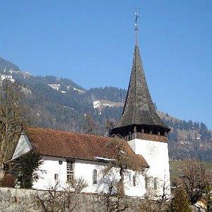 Kirche Erlenbach im Simmental