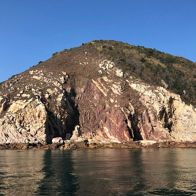 Bluff Head and Devil's Fist and a day with clear skies