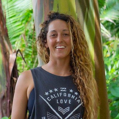 Surf Coach Gaby