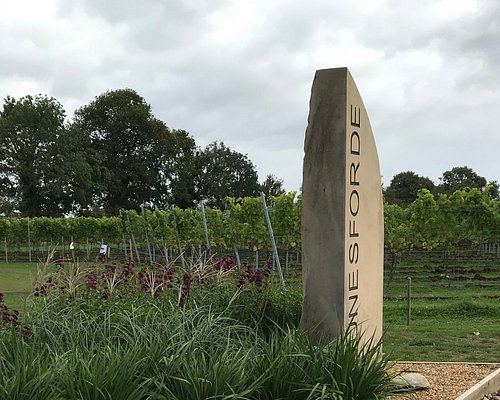 The Dunesforde shard is modeled after the shape of the vineyard itself