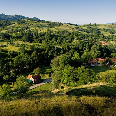 Relax and go back to your roots in the peaceful villages that are surrounded by the wild. Stay in an ancestral renovated hamlet and taste all local and organic grown food.