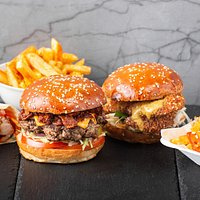 JP's Kitchen specialises in homemade, handmade gourmet burgers and street food.