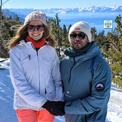 Tahoe's most beautiful interactive wildlife photography snowshoeexperience offering pro photos & personal giclée or metal art of you! RESERVE EARLY ONLINE: tahoesnowshoetours.com
