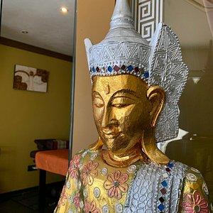 Thai massage spa by Jamie Puerto Marina.