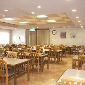 1階お食事処(食堂)